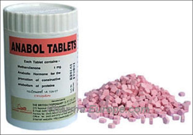 dbol pills gains